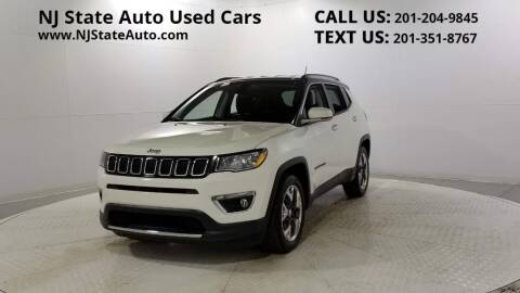 2019 Jeep Compass for sale at NJ State Auto Auction in Jersey City NJ