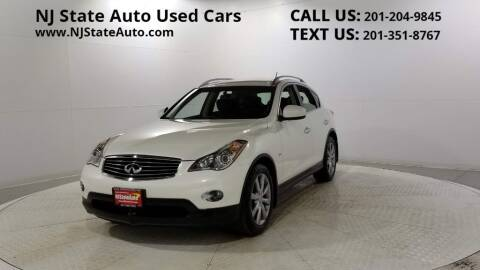 2015 Infiniti QX50 for sale at NJ State Auto Auction in Jersey City NJ