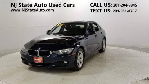 2015 BMW 3 Series for sale at NJ State Auto Auction in Jersey City NJ