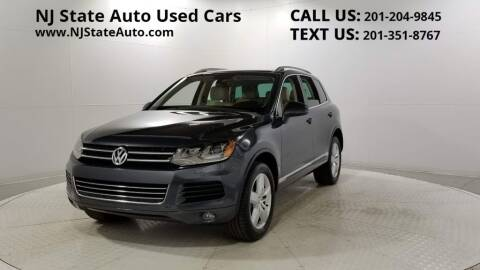 2012 Volkswagen Touareg for sale at NJ State Auto Auction in Jersey City NJ