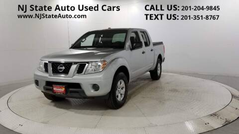 2013 Nissan Frontier for sale at NJ State Auto Auction in Jersey City NJ