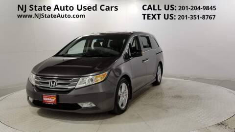 2013 Honda Odyssey for sale at NJ State Auto Auction in Jersey City NJ