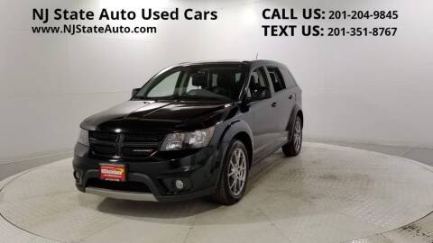 2018 Dodge Journey for sale at NJ State Auto Auction in Jersey City NJ