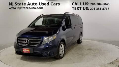 2016 Mercedes-Benz Metris for sale at NJ State Auto Auction in Jersey City NJ