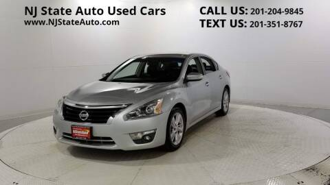 2013 Nissan Altima for sale at NJ State Auto Auction in Jersey City NJ