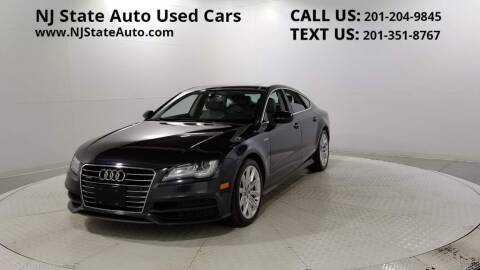 2014 Audi A7 for sale at NJ State Auto Auction in Jersey City NJ