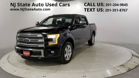 2015 Ford F-150 for sale at NJ State Auto Auction in Jersey City NJ
