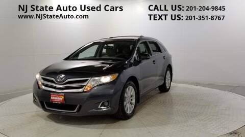 2013 Toyota Venza for sale at NJ State Auto Auction in Jersey City NJ