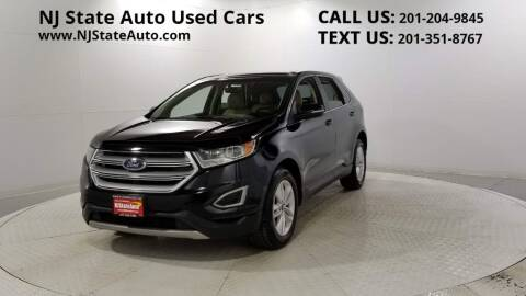 2016 Ford Edge for sale at NJ State Auto Auction in Jersey City NJ