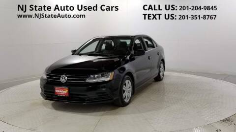 2017 Volkswagen Jetta for sale at NJ State Auto Auction in Jersey City NJ