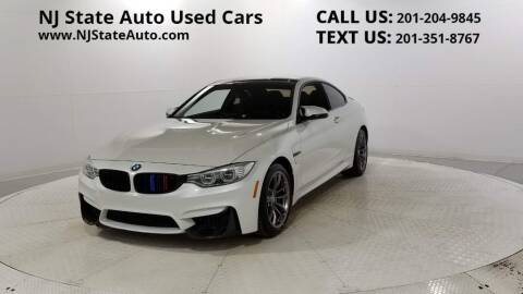 2015 BMW M4 for sale at NJ State Auto Auction in Jersey City NJ
