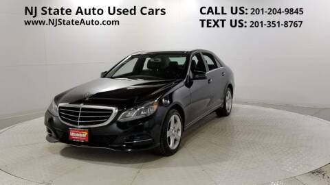 2014 Mercedes-Benz E-Class for sale at NJ State Auto Auction in Jersey City NJ