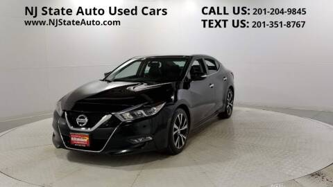 2018 Nissan Maxima for sale at NJ State Auto Auction in Jersey City NJ