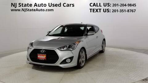 2014 Hyundai Veloster for sale at NJ State Auto Auction in Jersey City NJ