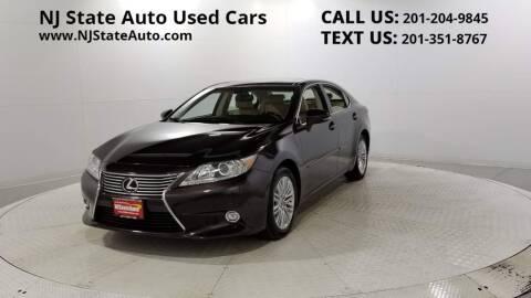 2015 Lexus ES 350 for sale at NJ State Auto Auction in Jersey City NJ