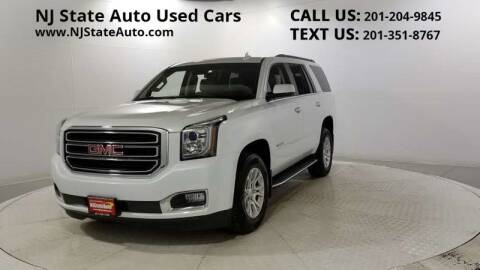 2016 GMC Yukon for sale at NJ State Auto Auction in Jersey City NJ