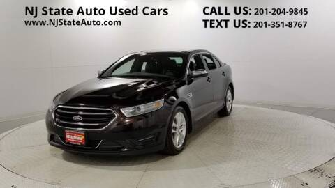 2013 Ford Taurus for sale at NJ State Auto Auction in Jersey City NJ