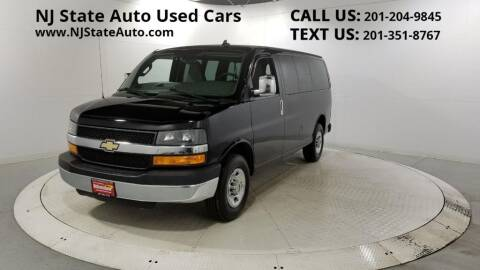 2016 Chevrolet Express Passenger for sale at NJ State Auto Auction in Jersey City NJ