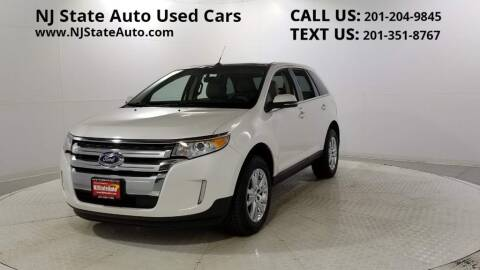 2014 Ford Edge for sale at NJ State Auto Auction in Jersey City NJ