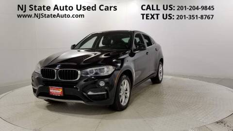 2015 BMW X6 for sale at NJ State Auto Auction in Jersey City NJ