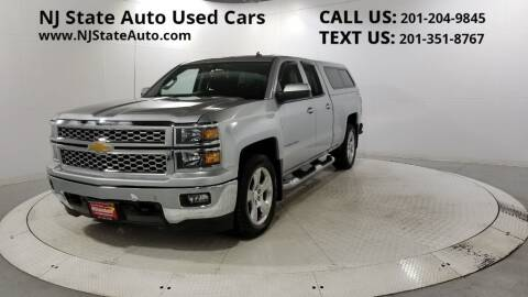 2014 Chevrolet Silverado 1500 for sale at NJ State Auto Auction in Jersey City NJ