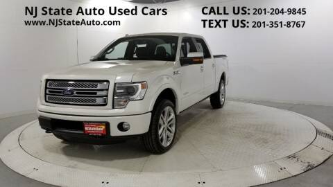 2014 Ford F-150 for sale at NJ State Auto Auction in Jersey City NJ
