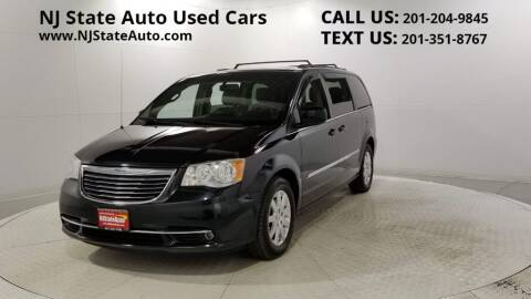 2013 Chrysler Town and Country for sale at NJ State Auto Auction in Jersey City NJ