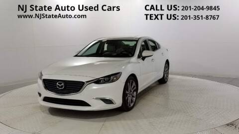 2016 Mazda MAZDA6 for sale at NJ State Auto Auction in Jersey City NJ