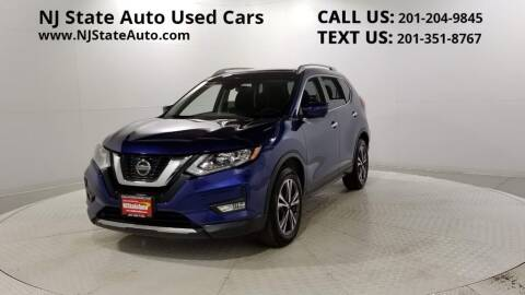 2019 Nissan Rogue for sale at NJ State Auto Auction in Jersey City NJ