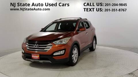 2013 Hyundai Santa Fe Sport for sale at NJ State Auto Auction in Jersey City NJ