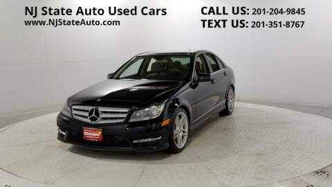 2013 Mercedes-Benz C-Class for sale at NJ State Auto Auction in Jersey City NJ