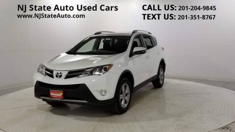 2015 Toyota RAV4 for sale at NJ State Auto Auction in Jersey City NJ