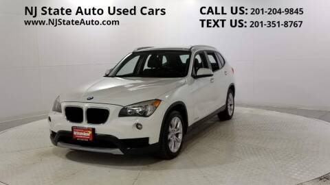 2014 BMW X1 for sale at NJ State Auto Auction in Jersey City NJ