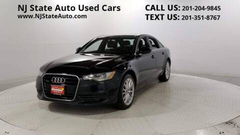 2014 Audi A6 for sale at NJ State Auto Auction in Jersey City NJ