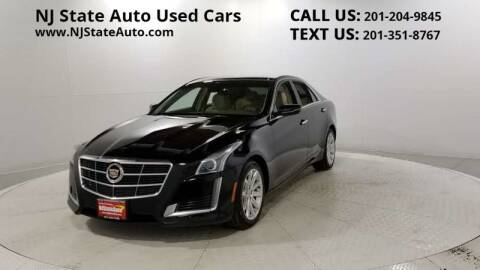 2014 Cadillac CTS for sale at NJ State Auto Auction in Jersey City NJ