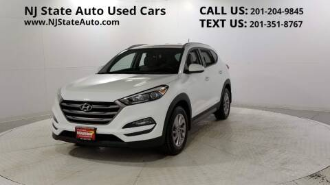 2016 Hyundai Tucson for sale at NJ State Auto Auction in Jersey City NJ