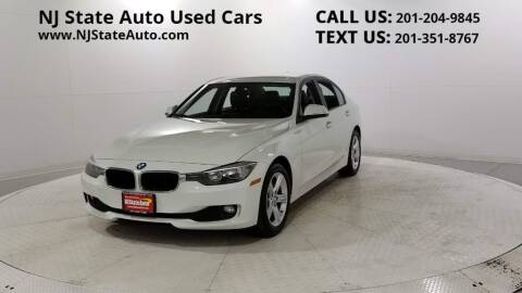 2014 BMW 3 Series for sale at NJ State Auto Auction in Jersey City NJ