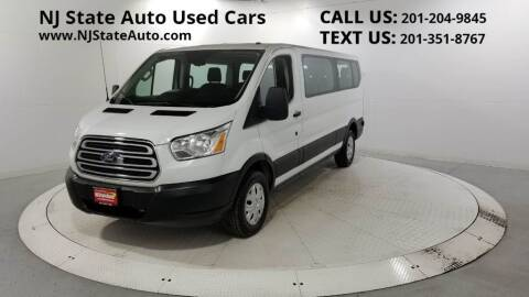 2019 Ford Transit Passenger for sale at NJ State Auto Auction in Jersey City NJ