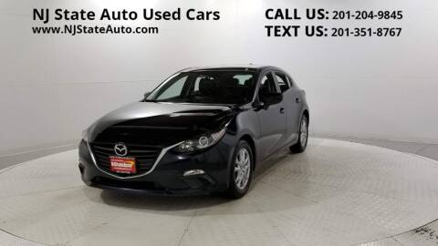 2014 Mazda MAZDA3 for sale at NJ State Auto Auction in Jersey City NJ