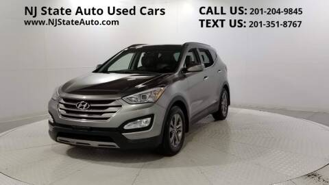2014 Hyundai Santa Fe Sport for sale at NJ State Auto Auction in Jersey City NJ