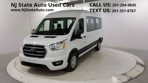 2020 Ford Transit Passenger for sale at NJ State Auto Auction in Jersey City NJ