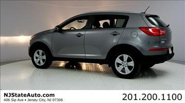 2011 Kia Sportage for sale in Jersey City, NJ