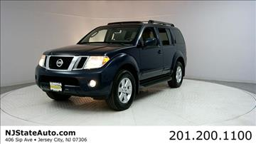 2008 Nissan Pathfinder for sale in Jersey City, NJ