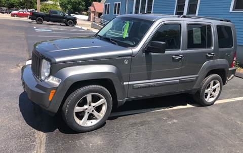 2012 Jeep Liberty for sale in Coventry, RI