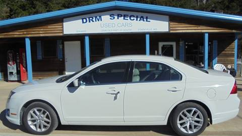 2012 Ford Fusion for sale in Starkville, MS