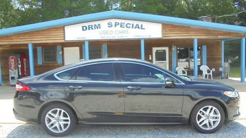 2014 Ford Fusion for sale in Starkville, MS
