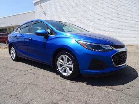 2019 Chevrolet Cruze for sale in Madison, NC