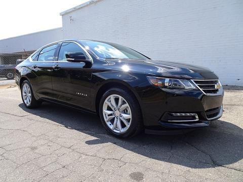2019 Chevrolet Impala for sale in Madison, NC