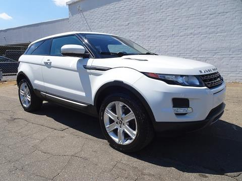 2013 Land Rover Range Rover Evoque Coupe for sale in Madison, NC