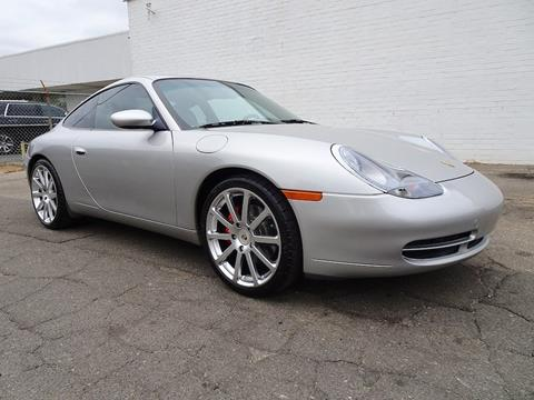 2001 Porsche 911 for sale in Madison, NC
